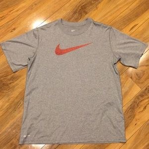 Boys extra-large XL Nike dri-fit T-shirt.